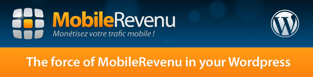 Mobile traffic detection with MobileRevenu WP Plugin